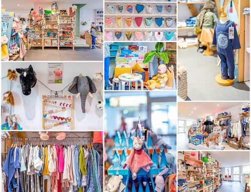 Toffe baby- en kind pop-up store With Baby Love in Dendermonde!