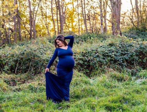 Een zonnige en kleurrijke zwangerschapsfotoshoot met Marissa in Antwerpen