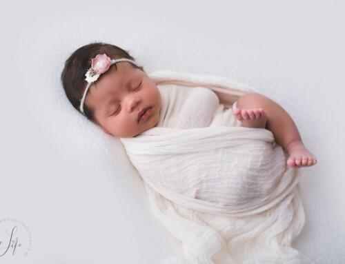 Newborn baby – Model Call