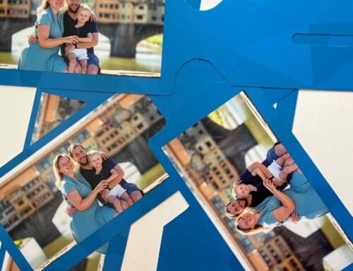 Je reiskoffers nooit meer kwijtraken dankzij de gepersonaliseerde bagagelabels van Fotofabriek