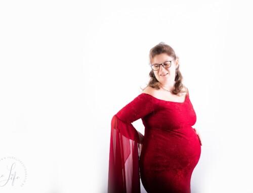 Pure Belly Zwangerschap Minishoot in m'n studio met Cynthia